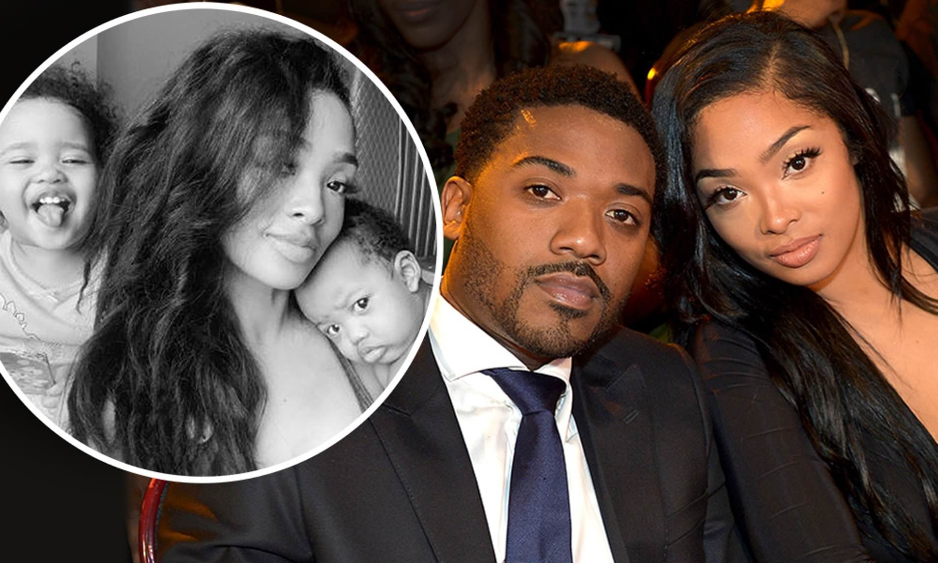 Ray J files for divorce from Princess Love months after
